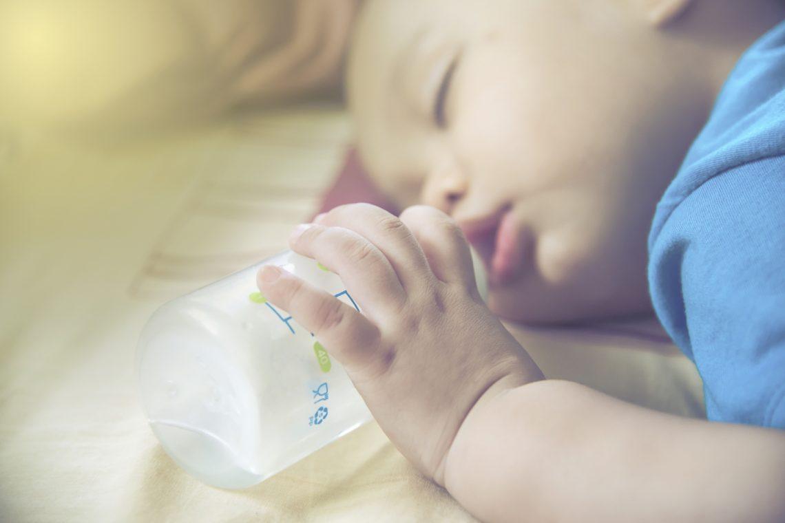 newborn sleep myths