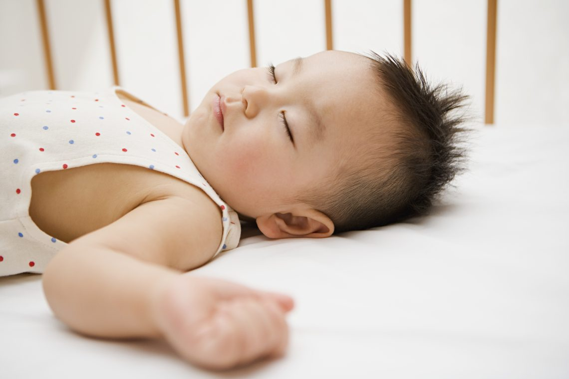 6-Month Sleep Regression