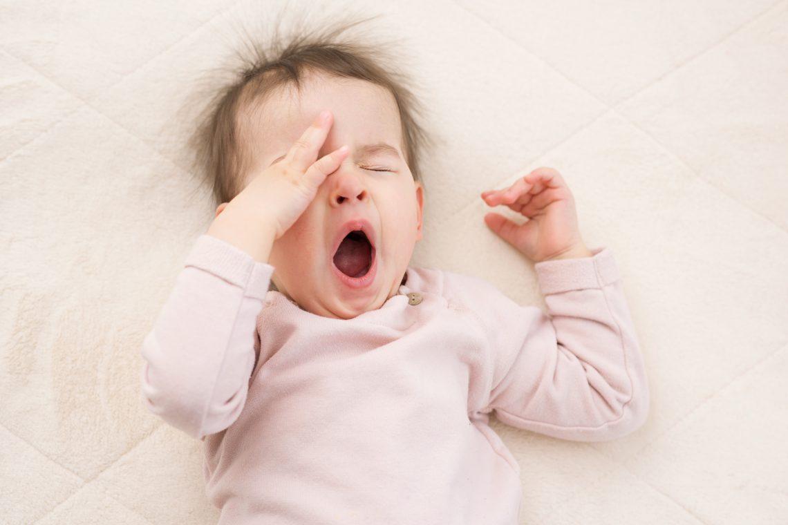 The 10 Month Sleep Regression